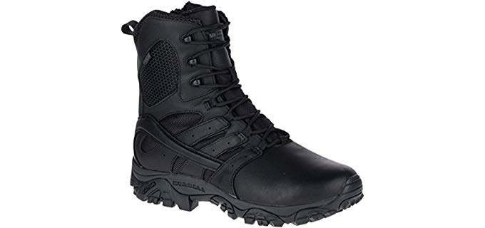 Merrel Men's Merrell Work Moab 2 - Tactical Combat Boot