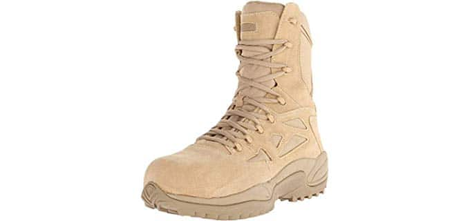Reebok Men's Reebok Work Men's Rapid Response - Military and Tactical Combat Boot