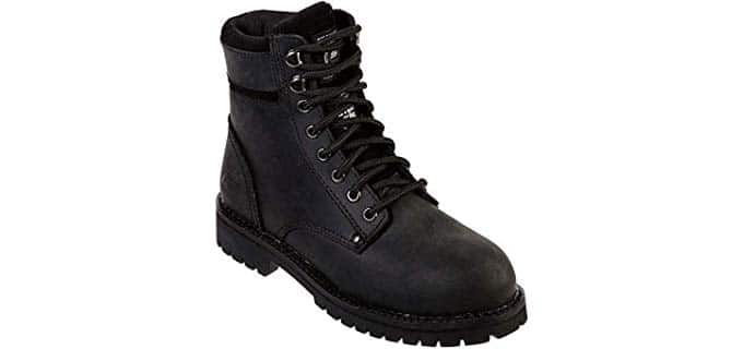 Skechers Women's Women's Brooten - Combat Boot