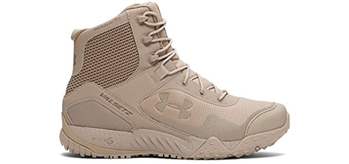 Under Armour Men's Men's Valsetz Rts - Military and Tactical Combat Boot