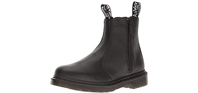 Dr. Martens Women's Chelsea Boot - Boot With Zips