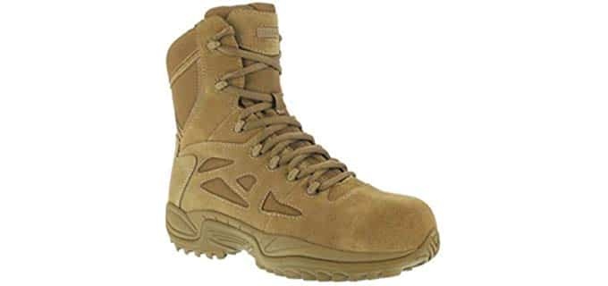 Reebok Men's Work Rapid Response RB - Air Force Boot