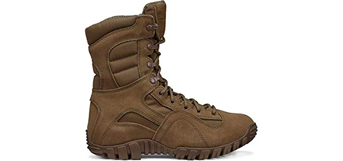 TACTICAL RESEARCH TR Men's Khyber TR550 - Lightweight Mountain Hybrid Boot