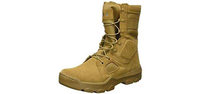 Under Armour Men's FNP Tactical - Tactical Military Boot