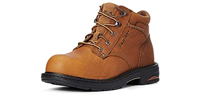 ARIAT Women's Macey - Composite Toe Work Boot
