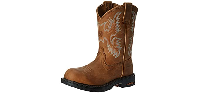 ARIAT Women's Tracey - Composite Toe Work Boot