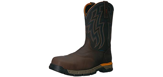 Ariat Men's Rebar Western - Composite Toe Work Boot