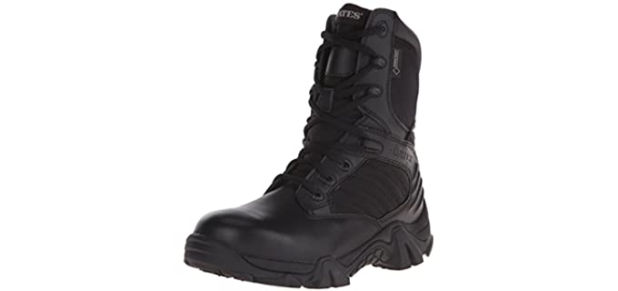 Bates Women's GX-8 - Side Zip Boot