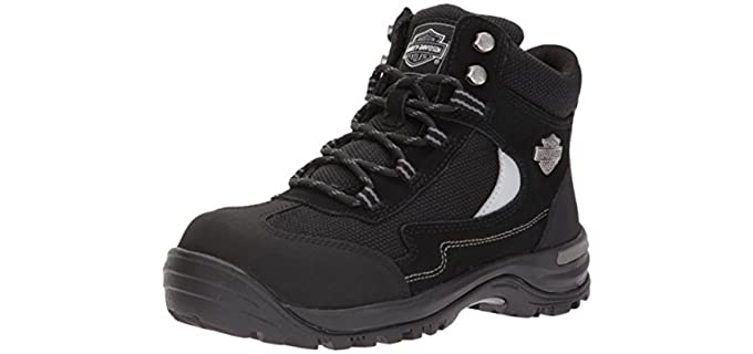 Harley-Davidson Women's Waites CT - Industrial Shoe