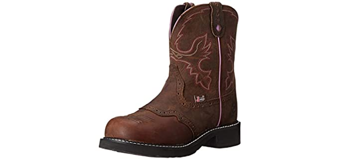 Justin Women's Gypsy Collection - Round Toe Western Boot
