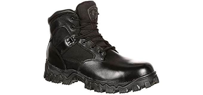 Rocky Women's Alpha Force - Public Service Boot