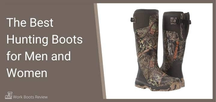 The Best Hunting Boots for Men and Women