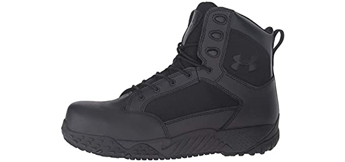 Under Armour Men's Stellar Tac Protect - Military And Tactical Boot