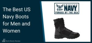 US Navy Boots