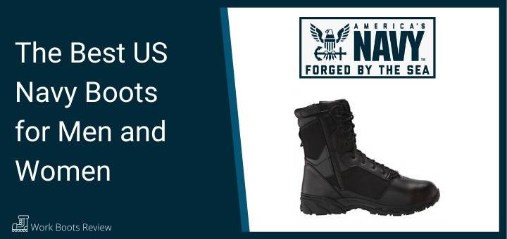 The Best US Navy Boots for Men and Women
