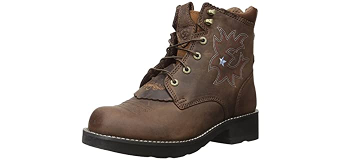Ariat Women's Probaby Lacer - Western Cowboy Boot