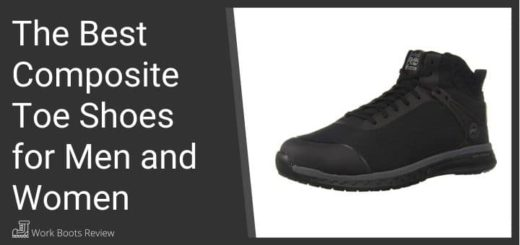 The Best Composite Toe Shoes for Men and Women