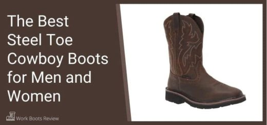 Best Steel Toe Cowboy Boots for Men and Women