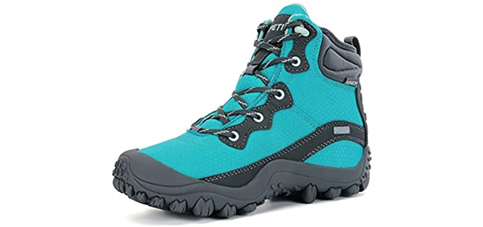 XPETI Women's Dimo - Hiking Outdoor Boot
