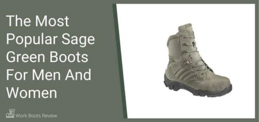 Sage Green Boots