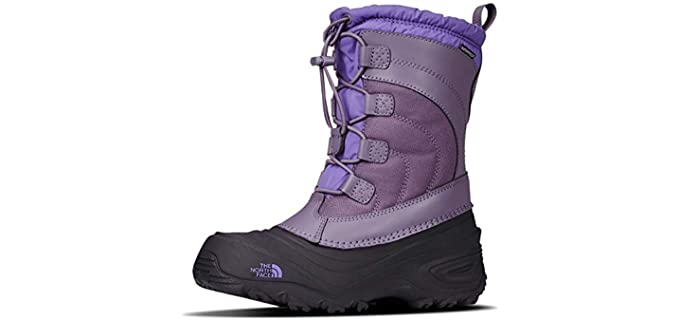 North Face Unisex Alpenglow Lace (Toddler/Little Kid/Big Kid) -