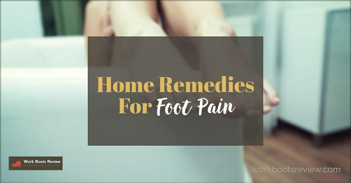 Home Remedies For Feet Pain